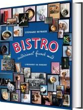 bistro - traditionel fransk mad - bog