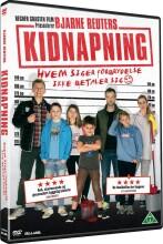 kidnapning 2017 - bjarne reuter - DVD