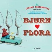bjørn & flora - bog