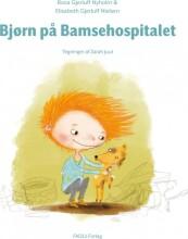 bjørn på bamsehospitalet - bog