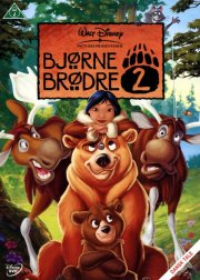 bjørne brødre 2 / brother bear 2 - disney - DVD