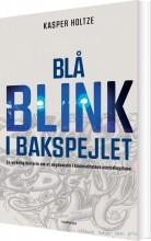 blå blink i bakspejlet - bog
