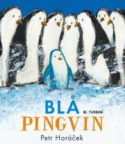 blå pingvin - bog