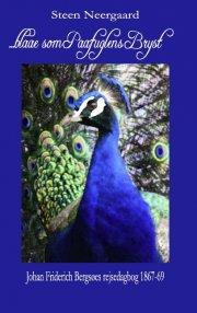 blaae som paafuglens bryst - bog