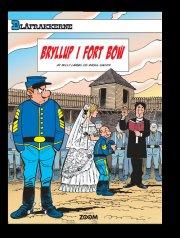 blåfrakkerne: bryllup i fort bow - Tegneserie