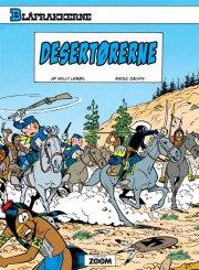 blåfrakkerne: desertørerne - Tegneserie