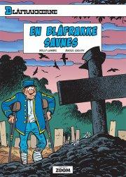 blåfrakkerne: en blåfrakke savnes - Tegneserie