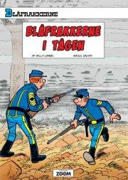 blåfrakkerne i tågen - Tegneserie