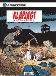 blåfrakkerne: klapjagt - bog