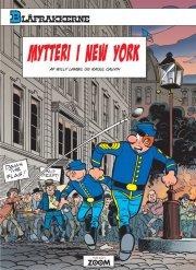 blåfrakkerne: mytteri i new york - Tegneserie