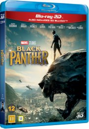 black panther - the movie - marvel - 3D Blu-Ray