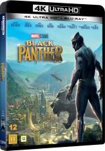 black panther - the movie - marvel - 4k Ultra HD Blu-Ray