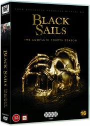 black sails - sæson 4 - DVD