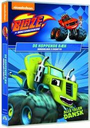 blaze og monstermaskinerne - sæson 1 - vol. 3 - DVD
