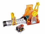 legetøjs racerbane - blaze light & launch hyper loop - Køretøjer Og Fly