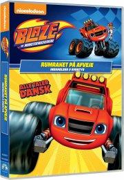 blaze og monstermaskinerne - sæson 1 - vol. 10 - DVD