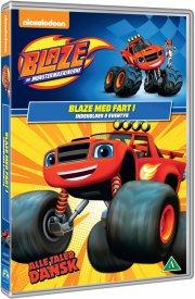 blaze og monstermaskinerne - sæson 1 - vol. 1 - DVD