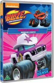 blaze og monstermaskinerne - sæson 1 - vol. 2 - DVD