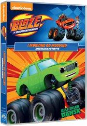blaze og monstermaskinerne - sæson 1 - vol. 4 - DVD