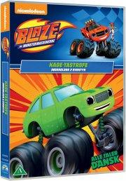 blaze og monstermaskinerne - sæson 1 - vol. 6 - DVD