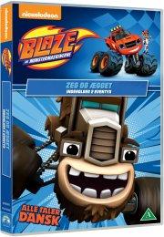 blaze og monstermaskinerne - sæson 1 - vol. 7 - DVD