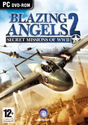 blazing angels 2: secret missions of ww2 (exclusive) - PC