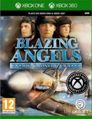 blazing angels: squadrons of wwii - xbox 360