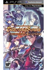 blazing souls: accelate - psp