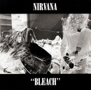 nirvana - bleach  - Vinyl / LP