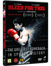 bleed for this - DVD