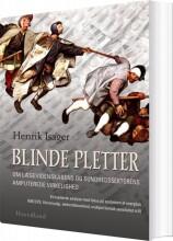 blinde pletter - bog