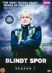 blindt spor - sæson 1 - bbc - DVD