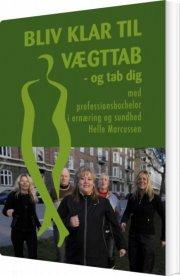 bliv klar til vægttab - bog