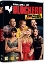 blockers - 2018 - DVD