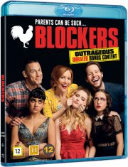 blockers - 2018 - Blu-Ray