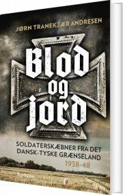 blod og jord - bog