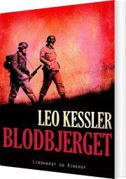 blodbjerget - bog