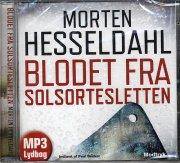 blodet fra solsortesletten - CD Lydbog