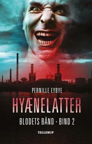 blodets bånd #2: hyænelatter - bog