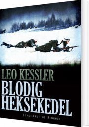 blodig heksekedel - bog