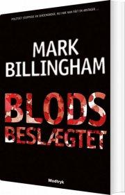 blodsbeslægtet - bog