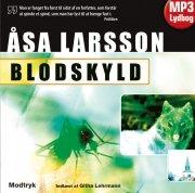 blodskyld - CD Lydbog