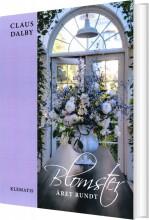 blomster året rundt - bog