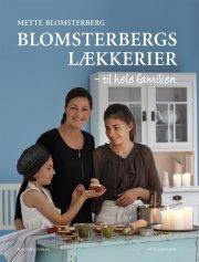 blomsterbergs lækkerier - bog