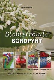 blomstrende bordpynt - bog