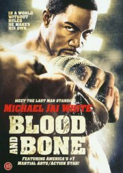 blood and bone - DVD