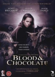 blood and chocolate - DVD
