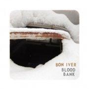 bon iver - blood bank - cd