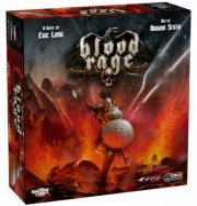 blood rage brætspil - board game - Brætspil