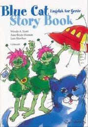 blue cat - engelsk for fjerde - bog